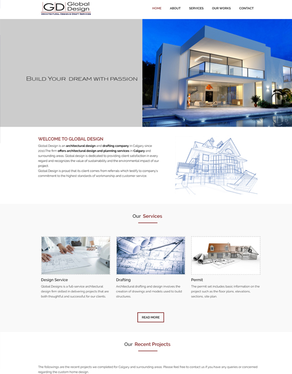 Global Design Services