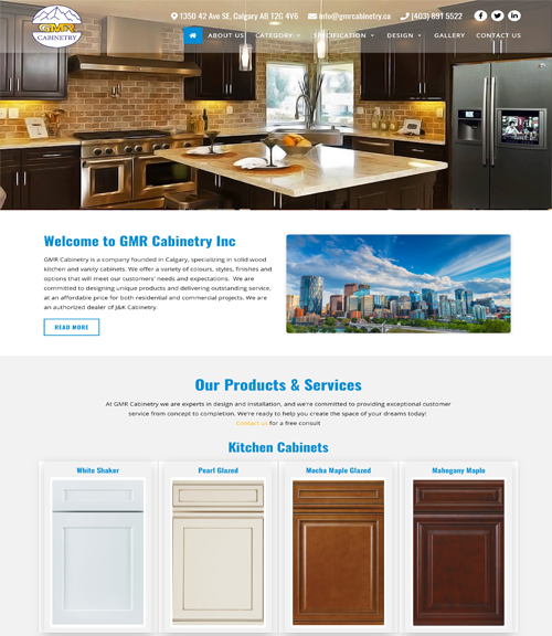 GMR Cabinetry